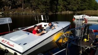Boatwasher Fisksätra båtbottentvätt (1)