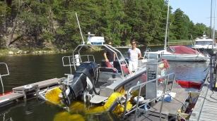 Boatwasher Fisksätra båtbottentvätt (10)