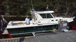Boatwasher Fisksätra båtbottentvätt (11)