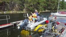 Boatwasher Fisksätra båtbottentvätt (12)