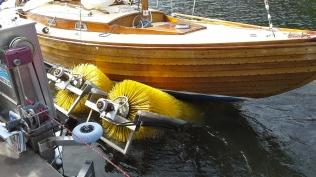 Boatwasher Fisksätra båtbottentvätt (13)