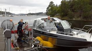 Boatwasher Fisksätra båtbottentvätt (14)