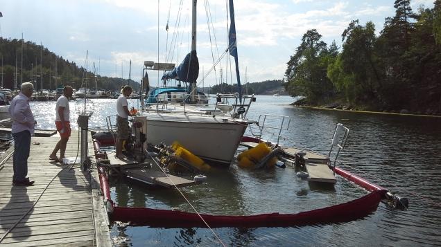 Boatwasher Fisksätra båtbottentvätt (15)