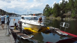 Boatwasher Fisksätra båtbottentvätt (18)