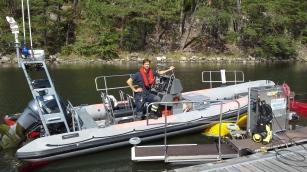 Boatwasher Fisksätra båtbottentvätt (19)