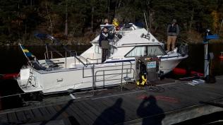 Boatwasher Fisksätra båtbottentvätt (3)