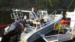 Boatwasher Fisksätra båtbottentvätt (6)