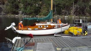 BoatWasher Fisksätra