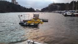 BoatWasher, Kvarnholmen, Svindersviken båtbottentvätt, borsttvätt (2)