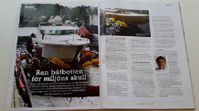 170317 Magasin Skärgård, våren 2017 om BoatWasher, sid 69