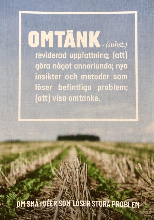 BoatWasher i Omtänk - förstasidan