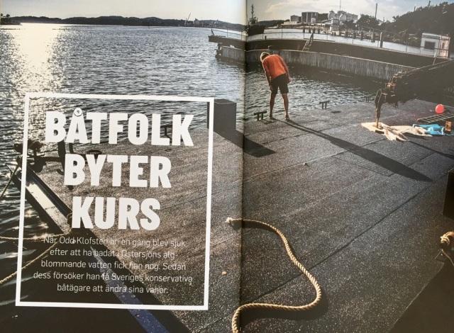 BoatWasher i Omtänk - uppslag