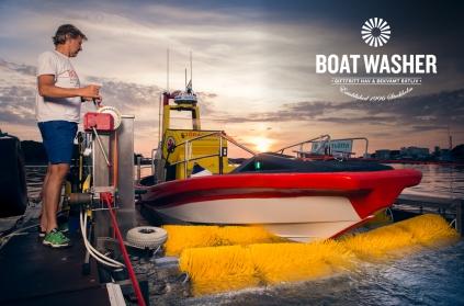 BoatWasher, borsttvätt, båtbottentvätt, green antifouling (1)
