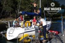 BoatWasher, borsttvätt, båtbottentvätt, green antifouling (12)