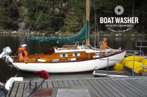BoatWasher, borsttvätt, båtbottentvätt, green antifouling (13)