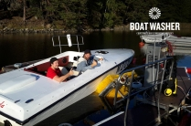 BoatWasher, borsttvätt, båtbottentvätt, green antifouling (14)