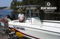 BoatWasher, borsttvätt, båtbottentvätt, green antifouling (16)