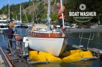 BoatWasher, borsttvätt, båtbottentvätt, green antifouling (2)