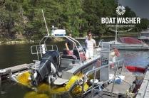 BoatWasher, borsttvätt, båtbottentvätt, green antifouling (3)