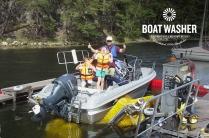 BoatWasher, borsttvätt, båtbottentvätt, green antifouling (5)