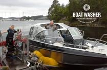 BoatWasher, borsttvätt, båtbottentvätt, green antifouling (6)