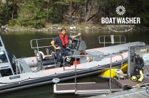 BoatWasher, borsttvätt, båtbottentvätt, green antifouling (8)