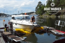BoatWasher, borsttvätt, båtbottentvätt, green antifouling (9)